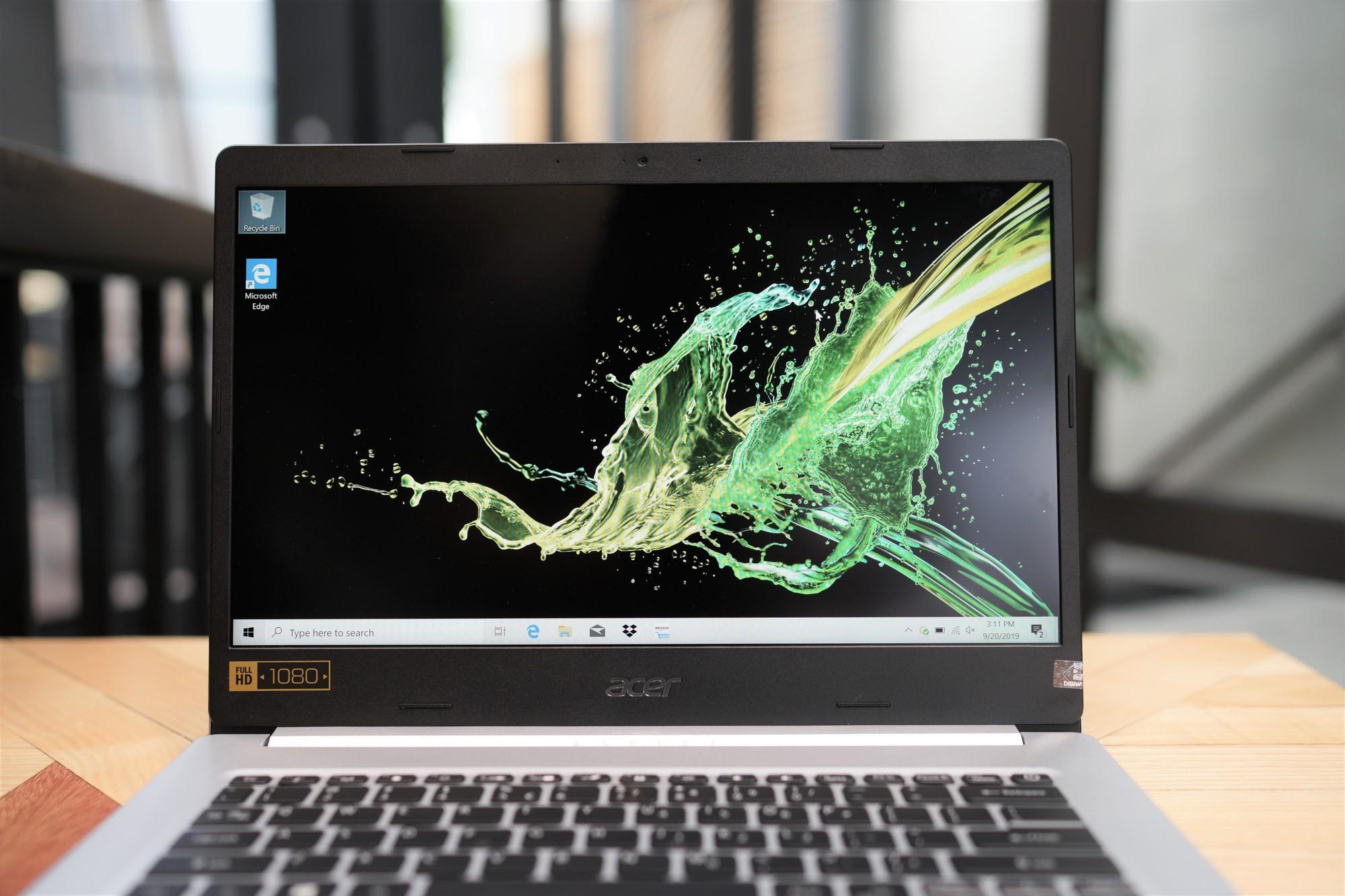 Acer Aspire 5 – học tập và làm việc chưa bao giờ dễ dàng đến thế! - Ảnh 4.
