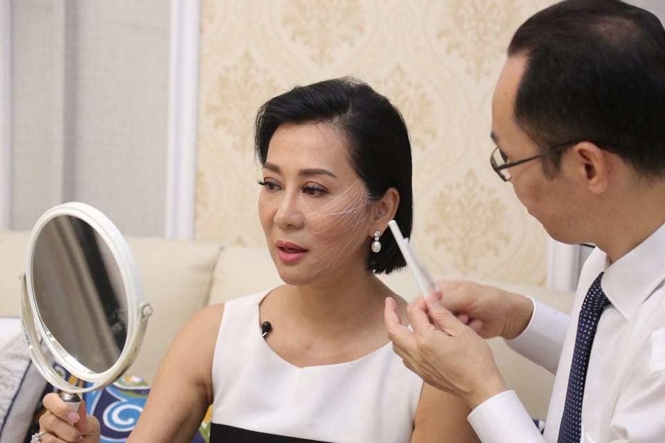 Bí mật nhan sắc không tuổi của MC Nguyễn Cao Kỳ Duyên - Ảnh 1.