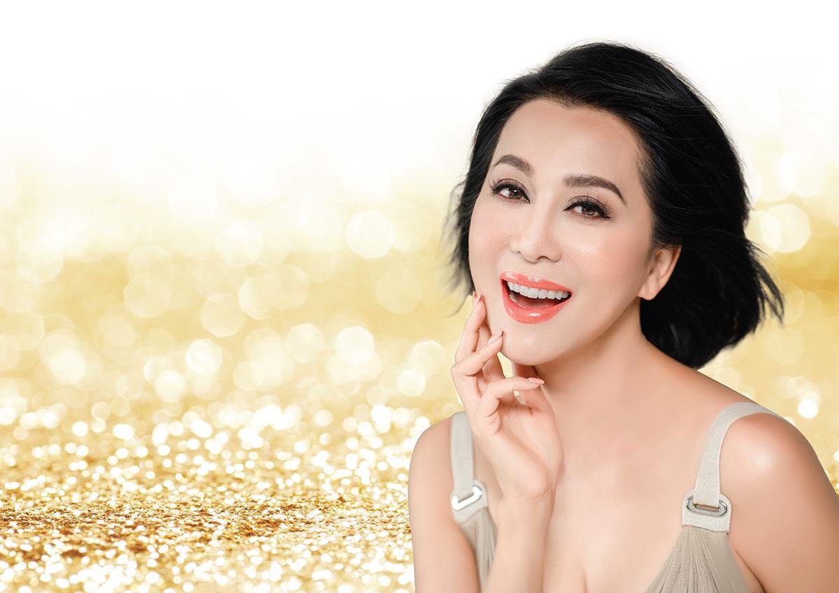 Bí mật nhan sắc không tuổi của MC Nguyễn Cao Kỳ Duyên - Ảnh 3.