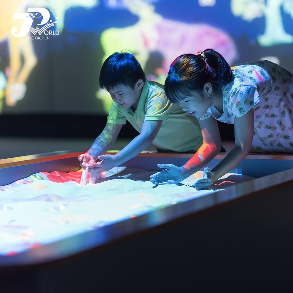 Địa điểm giáo dục, vui chơi đậm chất công nghệ tại Việt Nam ở JP WORLD - Ảnh 2.