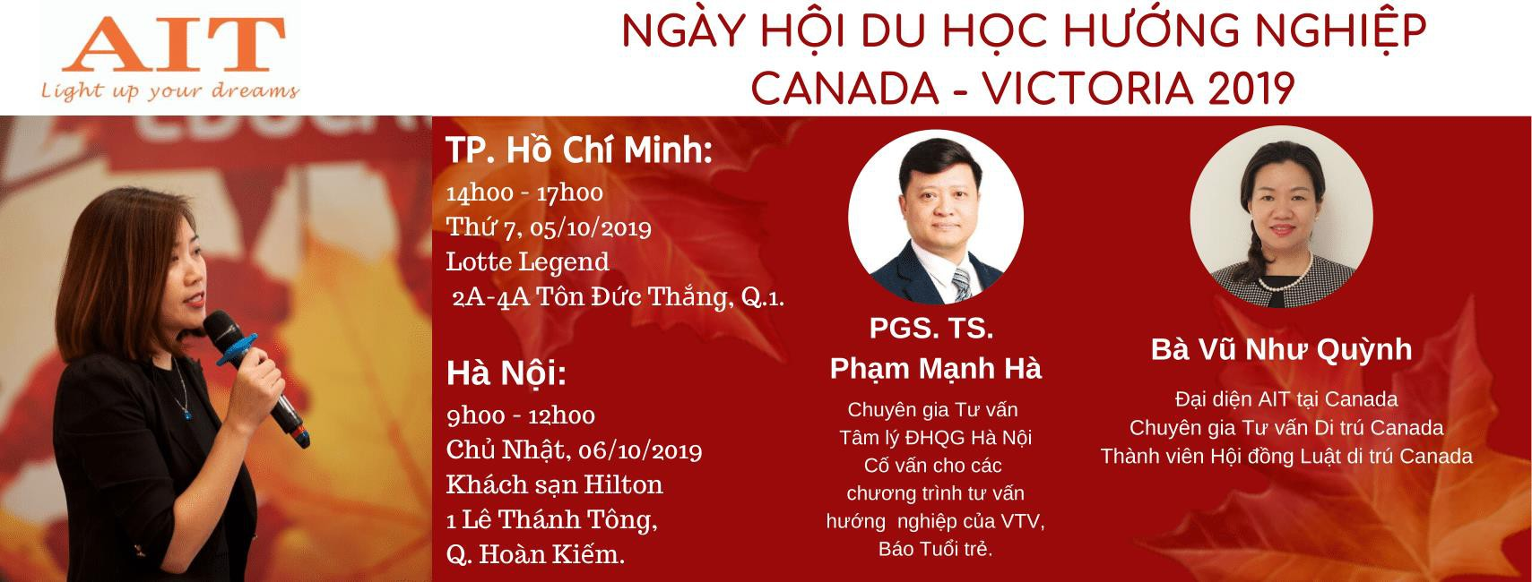 5 lý do bạn nên tham dự Ngày hội du học hướng nghiệp Victoria - Canada 2019 - Ảnh 2.