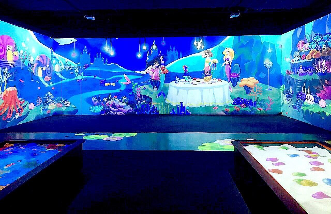Địa điểm giáo dục, vui chơi đậm chất công nghệ tại Việt Nam ở JP WORLD - Ảnh 4.