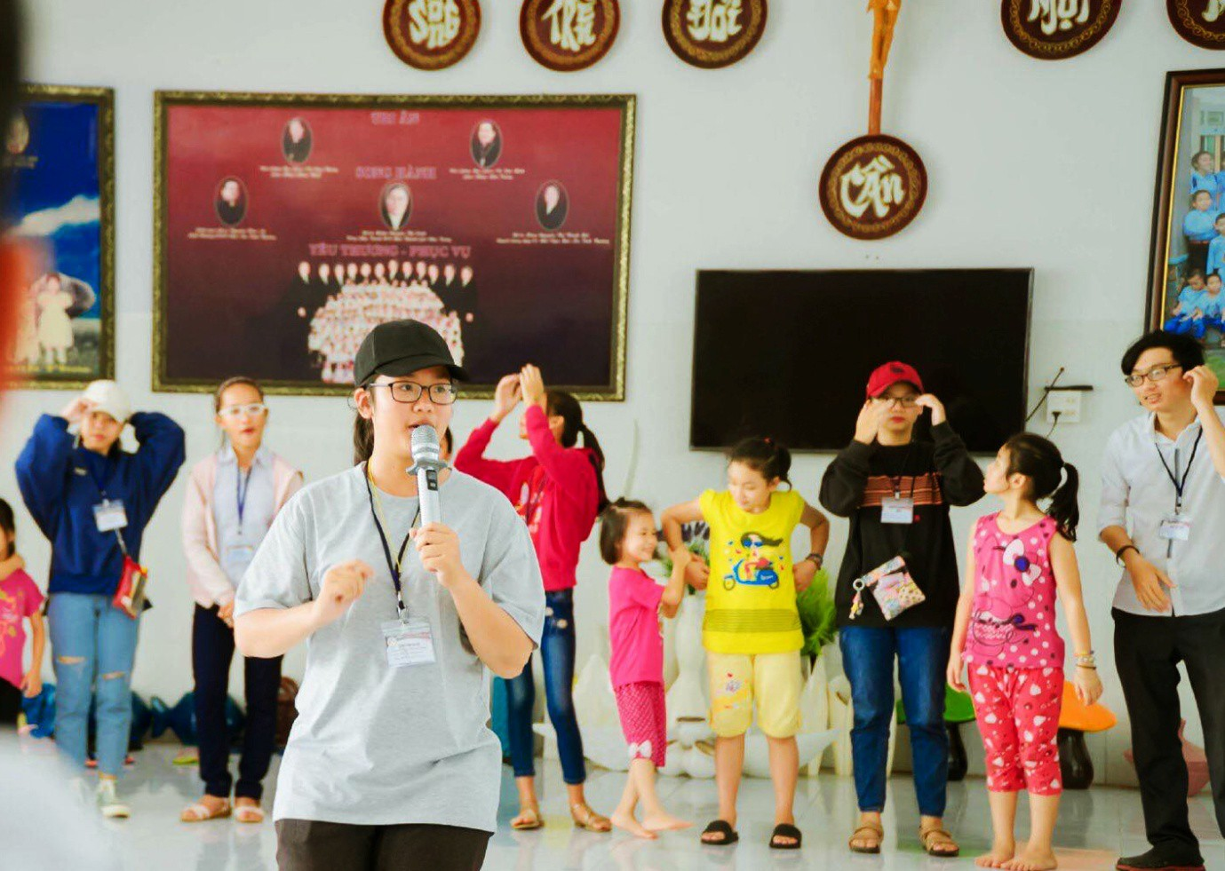 Chinh phục học bổng Chủ tịch SIU nhờ tài lãnh đạo - Ảnh 3.