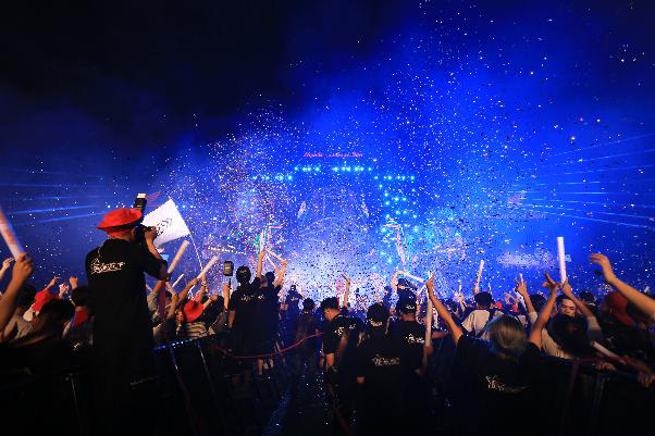 Sắp đến lượt Hà thành quẩy tưng bừng cùng dàn sao khủng trong Đại tiệc Âm nhạc Khinh khí cầu Honda - Ảnh 2.