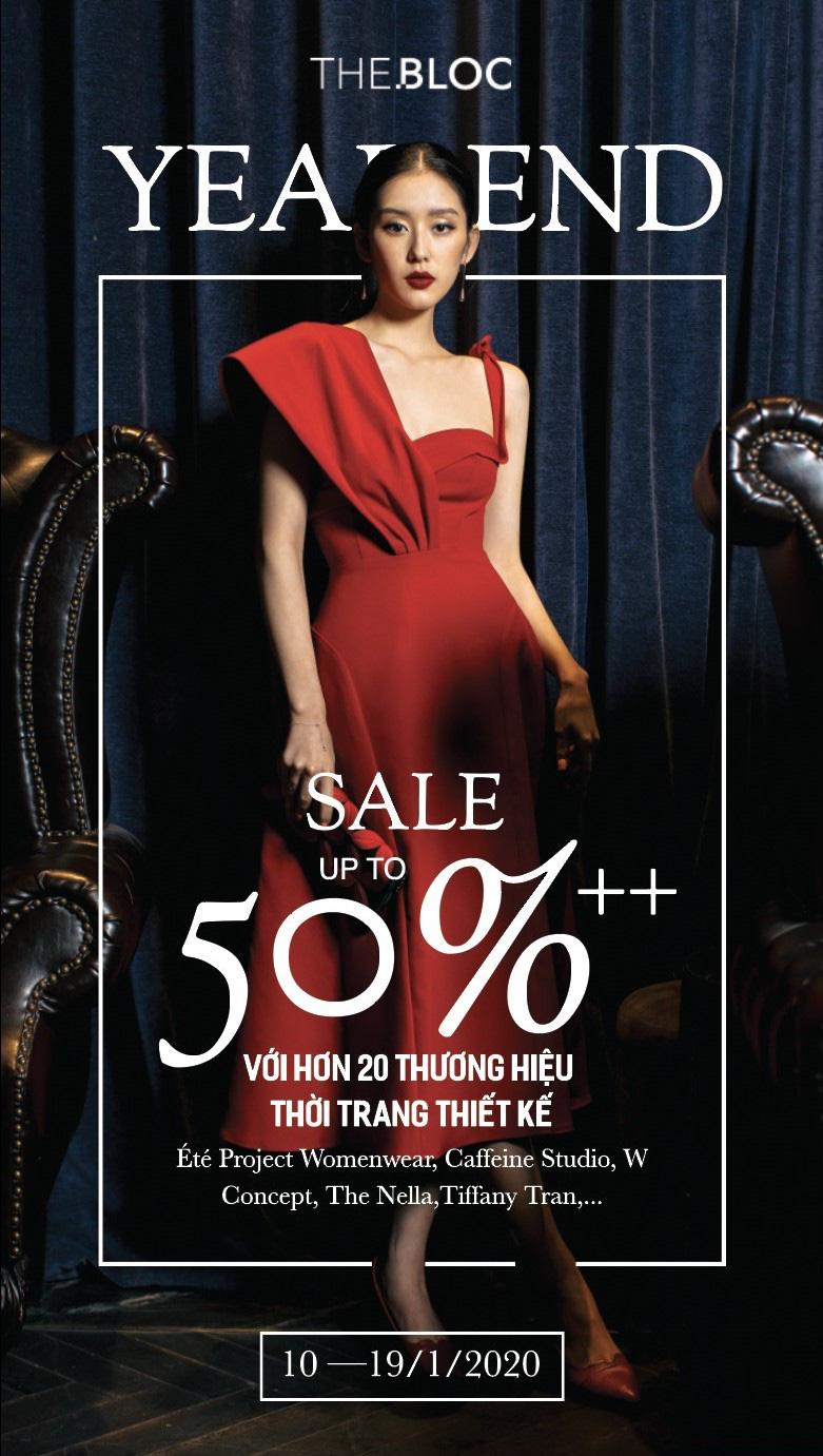The BLOC - Mô hình mua sắm mới toanh dành cho những ai mê thời trang thiết kế Việt - Ảnh 7.