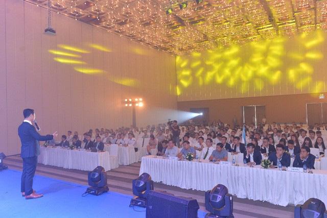 Lễ giới thiệu dự án Minh Quốc Plaza Bình Dương - Ảnh 1.