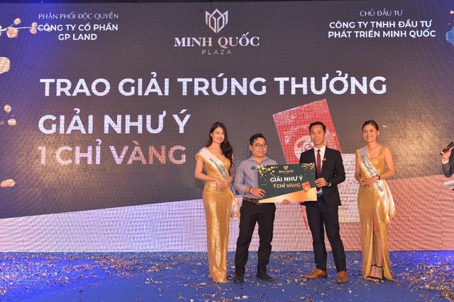 Lễ giới thiệu dự án Minh Quốc Plaza Bình Dương - Ảnh 2.