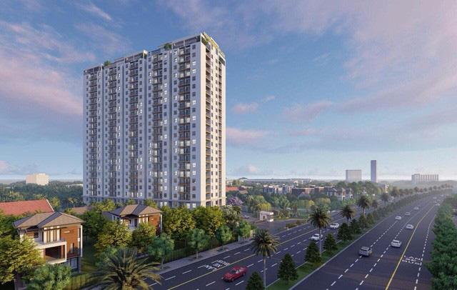 Lễ giới thiệu dự án Minh Quốc Plaza Bình Dương - Ảnh 3.