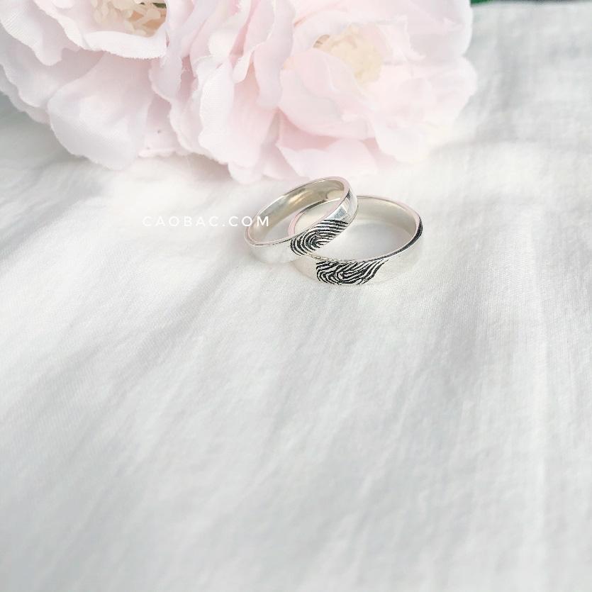 Nhẫn đôi thiết kế Cáo Bạc - yêu từ cái nhìn đầu tiên - Ảnh 6.