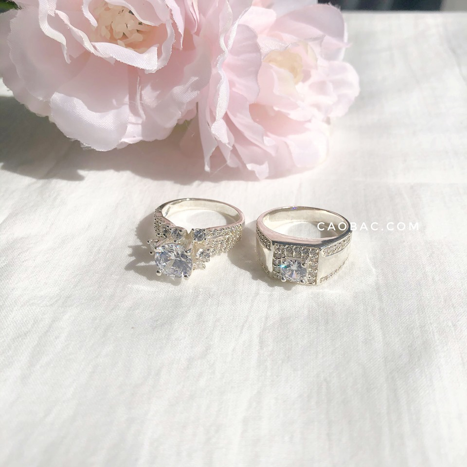 Nhẫn đôi thiết kế Cáo Bạc - yêu từ cái nhìn đầu tiên - Ảnh 7.