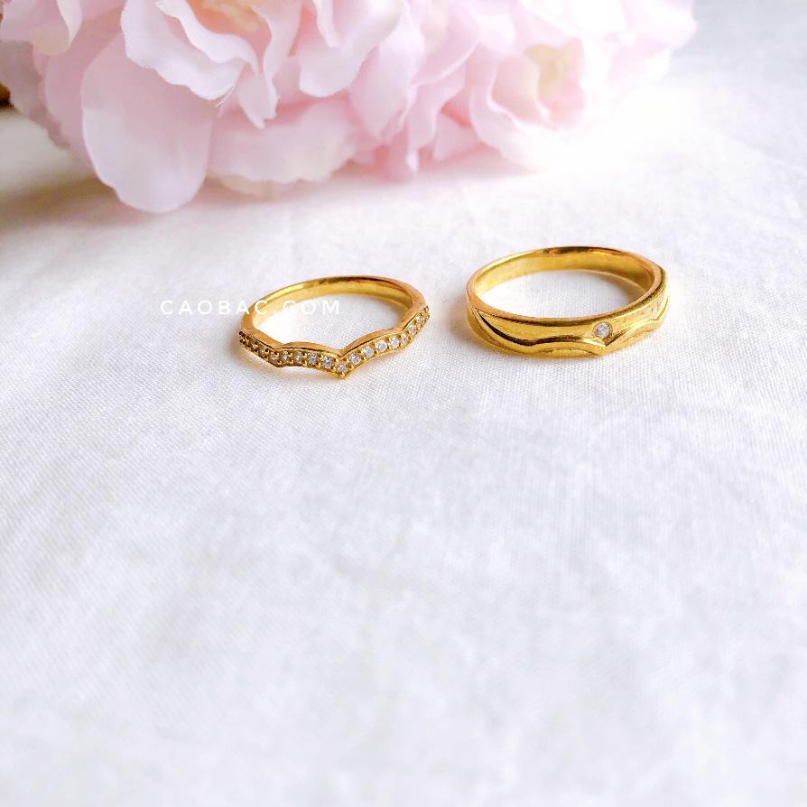 Nhẫn đôi thiết kế Cáo Bạc - yêu từ cái nhìn đầu tiên - Ảnh 8.