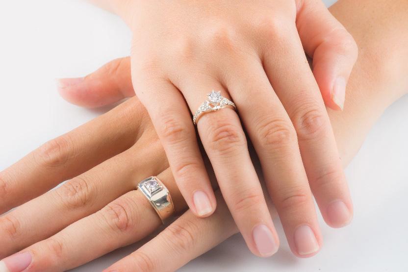Nhẫn đôi thiết kế Cáo Bạc - yêu từ cái nhìn đầu tiên - Ảnh 9.