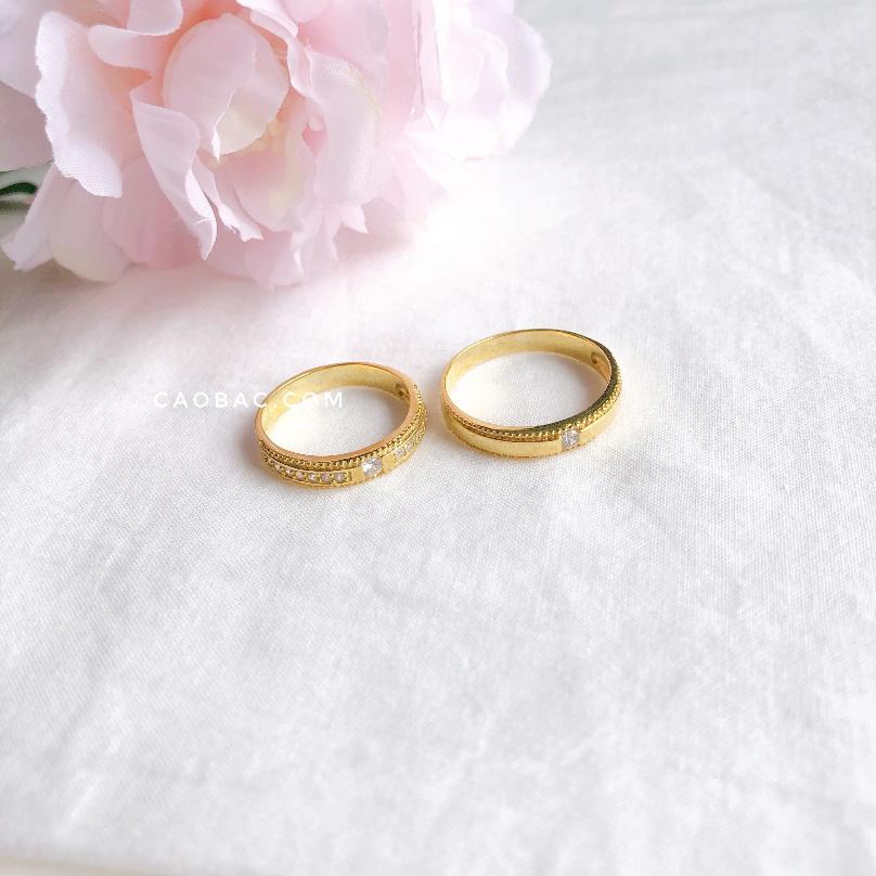 Nhẫn đôi thiết kế Cáo Bạc - yêu từ cái nhìn đầu tiên - Ảnh 10.