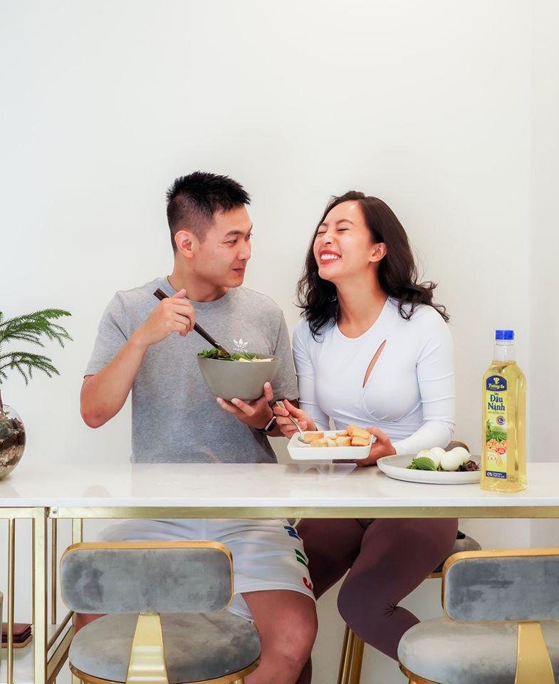 """Hana Giang Anh: """"Tại sao chúng ta nên chọn dầu ăn tốt?"""" - Ảnh 1."""