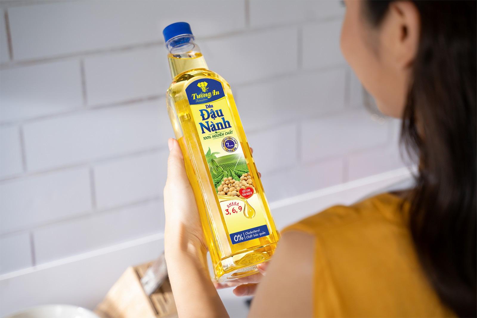 """Hana Giang Anh: """"Tại sao chúng ta nên chọn dầu ăn tốt?"""" - Ảnh 4."""