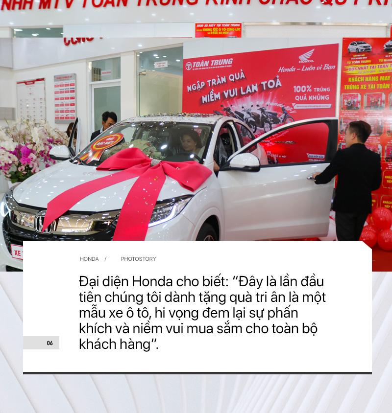 Sắm xe máy Honda chơi Tết – Trúng thưởng ngay ô tô - Ảnh 6.