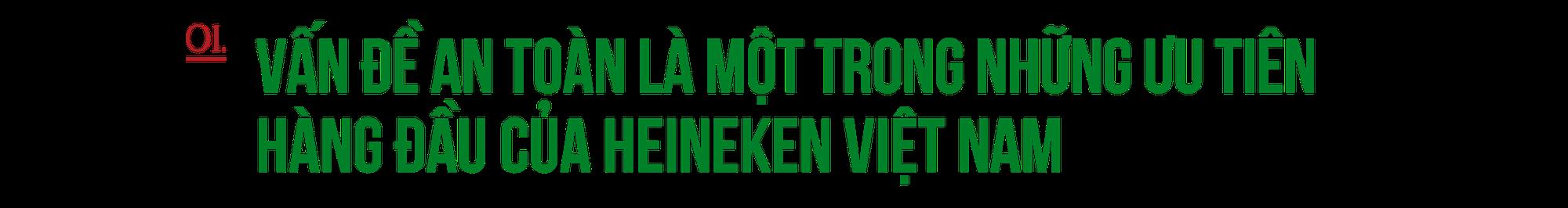 Người tiêu dùng Việt chung tay cùng Heineken® cam kết Đã uống rượu bia - Không lái xe: Từ lời nói đến hành động - Ảnh 1.