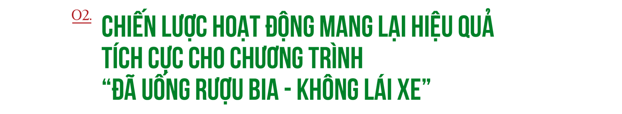 Người tiêu dùng Việt chung tay cùng Heineken® cam kết Đã uống rượu bia - Không lái xe: Từ lời nói đến hành động - Ảnh 3.