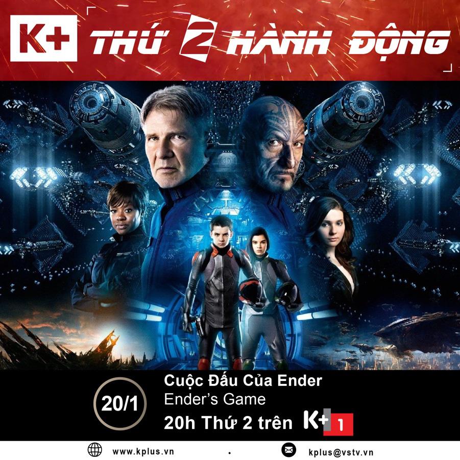 Khám phá vũ trụ điện ảnh K+ Tết Canh Tý - Ảnh 1.