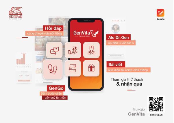 Generali Việt Nam tiên phong ứng dụng công nghệ gây quỹ từ thiện một tỷ đồng - Ảnh 2.