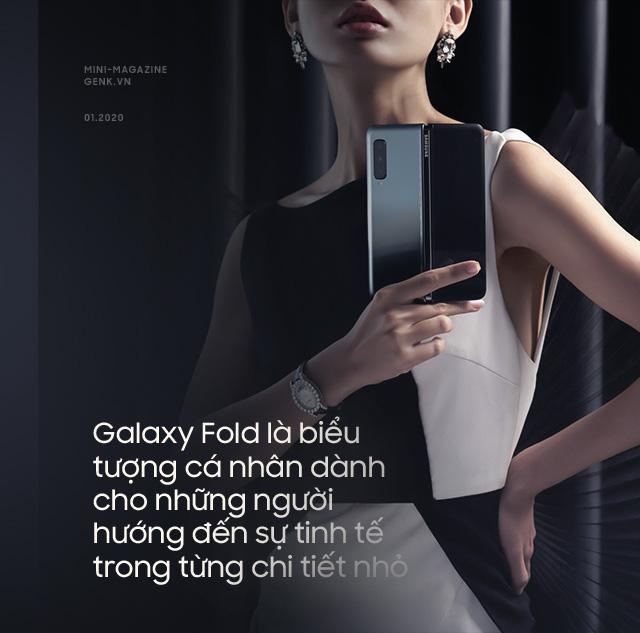 Galaxy Fold: Tấm vé xa xỉ để bước chân vào thế giới công nghệ thượng lưu - Ảnh 3.