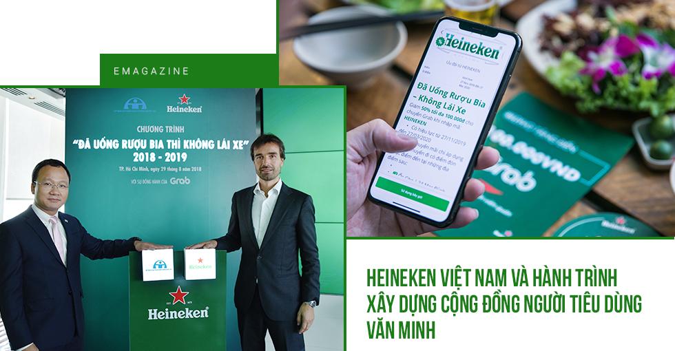 Người tiêu dùng Việt chung tay cùng Heineken® cam kết Đã uống rượu bia - Không lái xe: Từ lời nói đến hành động - Ảnh 2.