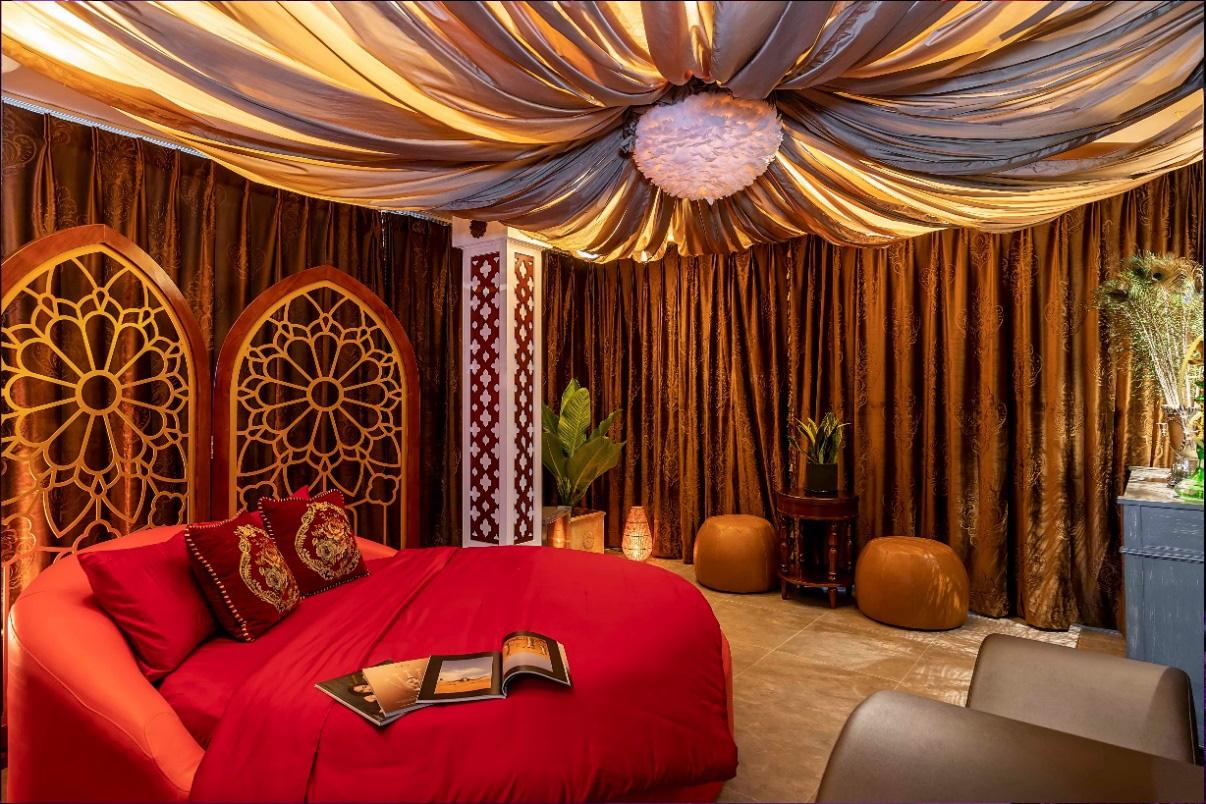 """Phát hiện khách sạn thiết kế độc đáo nhìn là muốn """"yêu"""" ngay giữa trung tâm Hà Nội - Ảnh 2."""