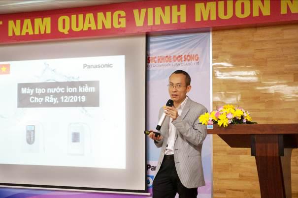Thế Giới Điện Giải cùng BV Chợ Rẫy tổ chức hội thảo sức khỏe hệ tiêu hóa - Ảnh 2.
