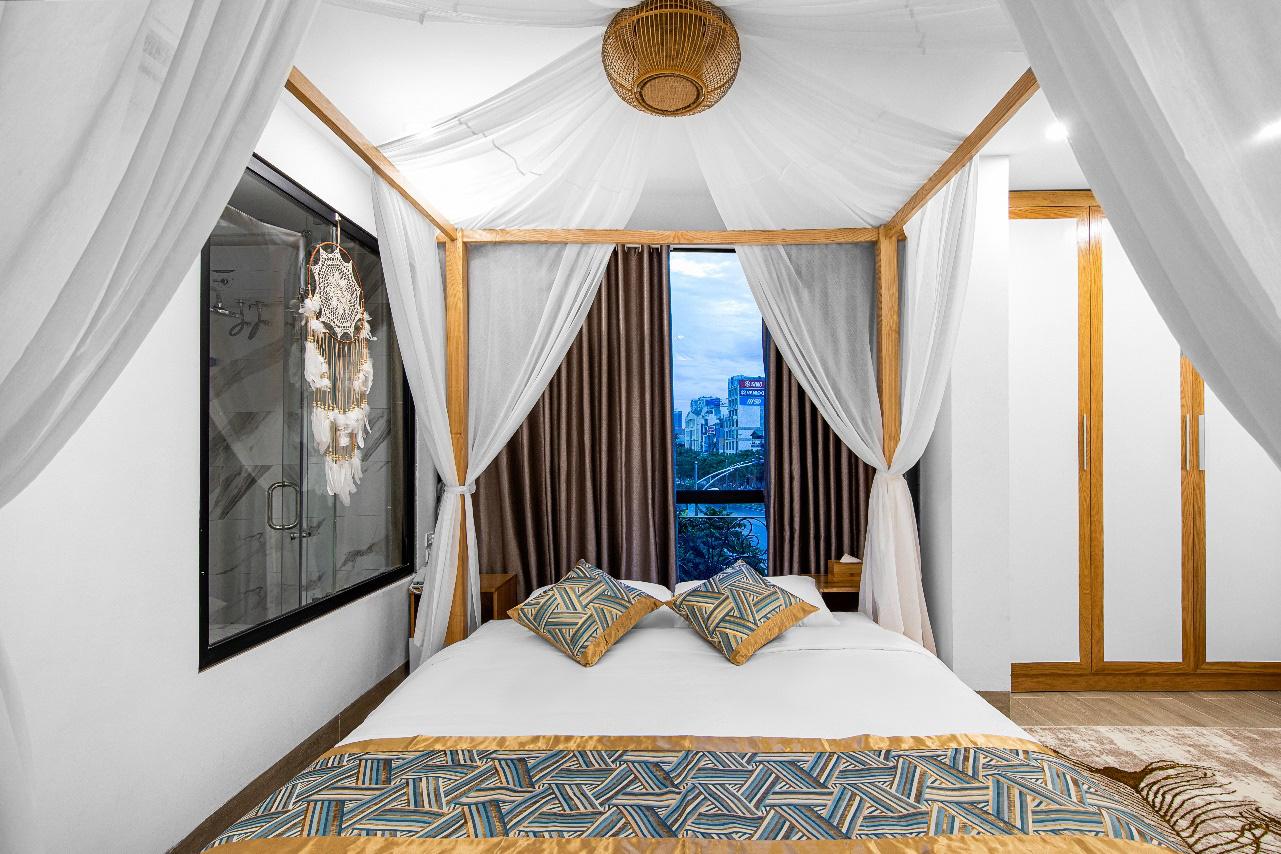 """Phát hiện khách sạn thiết kế độc đáo nhìn là muốn """"yêu"""" ngay giữa trung tâm Hà Nội - Ảnh 7."""