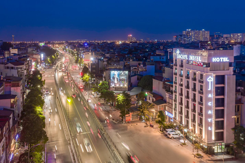 """Phát hiện khách sạn thiết kế độc đáo nhìn là muốn """"yêu"""" ngay giữa trung tâm Hà Nội - Ảnh 8."""