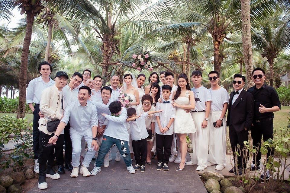 Siêu mẫu Xuân Lan làm đám cưới bí mật tại resort sang trọng hàng đầu thế giới dành cho gia đình - Ảnh 1.
