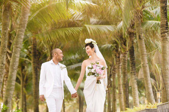 Siêu mẫu Xuân Lan làm đám cưới bí mật tại resort sang trọng hàng đầu thế giới dành cho gia đình - Ảnh 3.