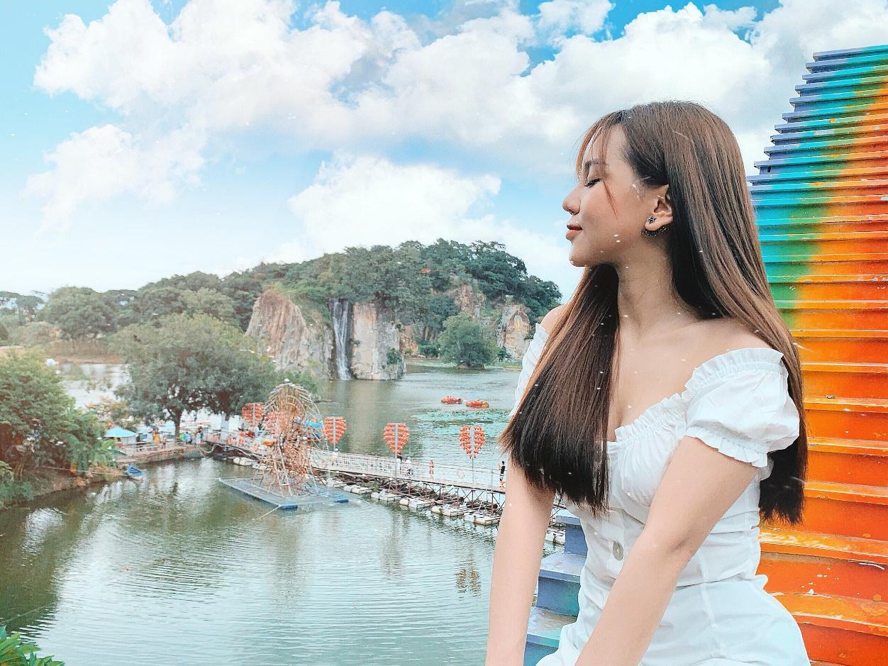 Bửu Long Tết 2020: Khu du lịch sống ảo, vui chơi xịn sò tại miền Nam - Ảnh 3.