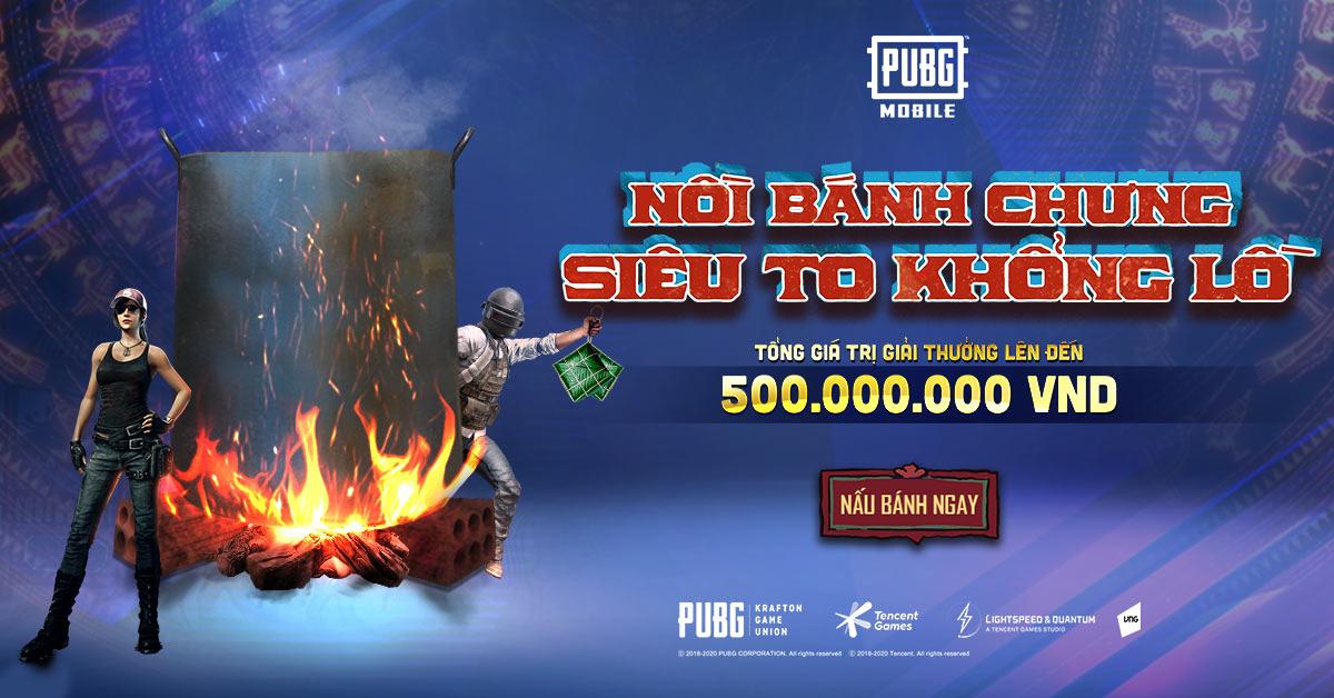 Gamers háo hức với event Gói bánh chưng xanh PUBG Mobile dành riêng cho Việt Nam mùa Tết năm nay - Ảnh 3.