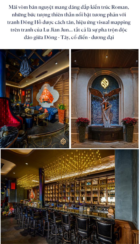 SI lounge - Điều gì tạo nên chốn thưởng thức đầy sành điệu giữa trung tâm Hà Nội? - Ảnh 4.