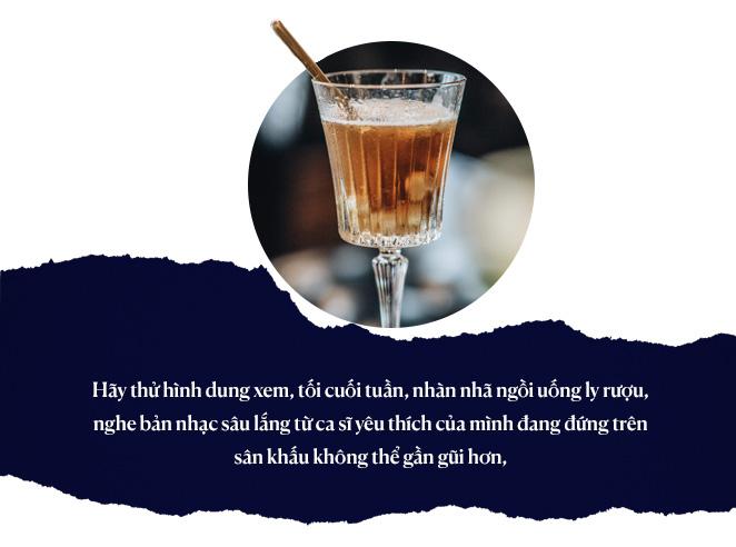 SI lounge - Điều gì tạo nên chốn thưởng thức đầy sành điệu giữa trung tâm Hà Nội? - Ảnh 10.