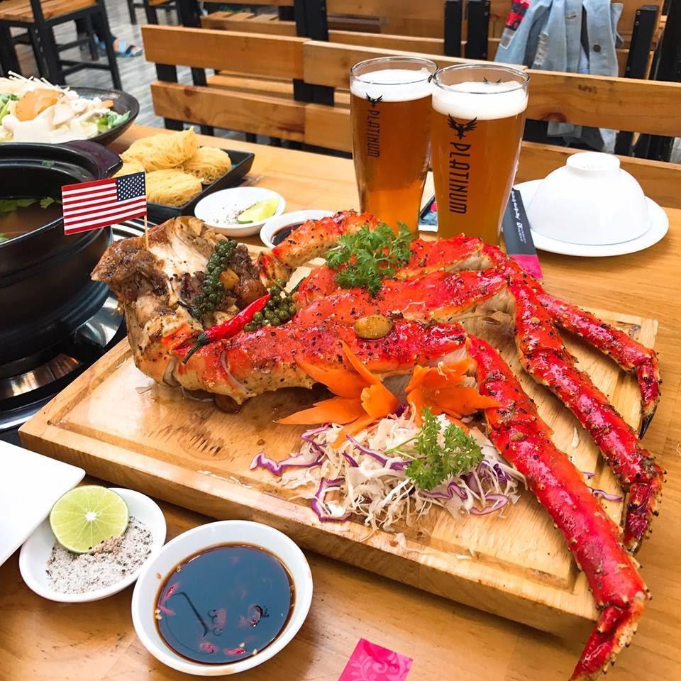 Top 5 nhà hàng mở cửa xuyên Tết ở Sài Gòn - Ảnh 2.