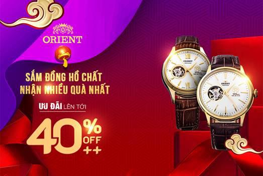 Mua đồng hồ Orient ở đâu uy tín, chính hãng - Ảnh 2.