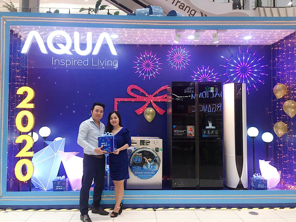 Những món quà ấn tượng mà Aqua mang đến cho cư dân thành phố dịp cuối năm - Ảnh 4.