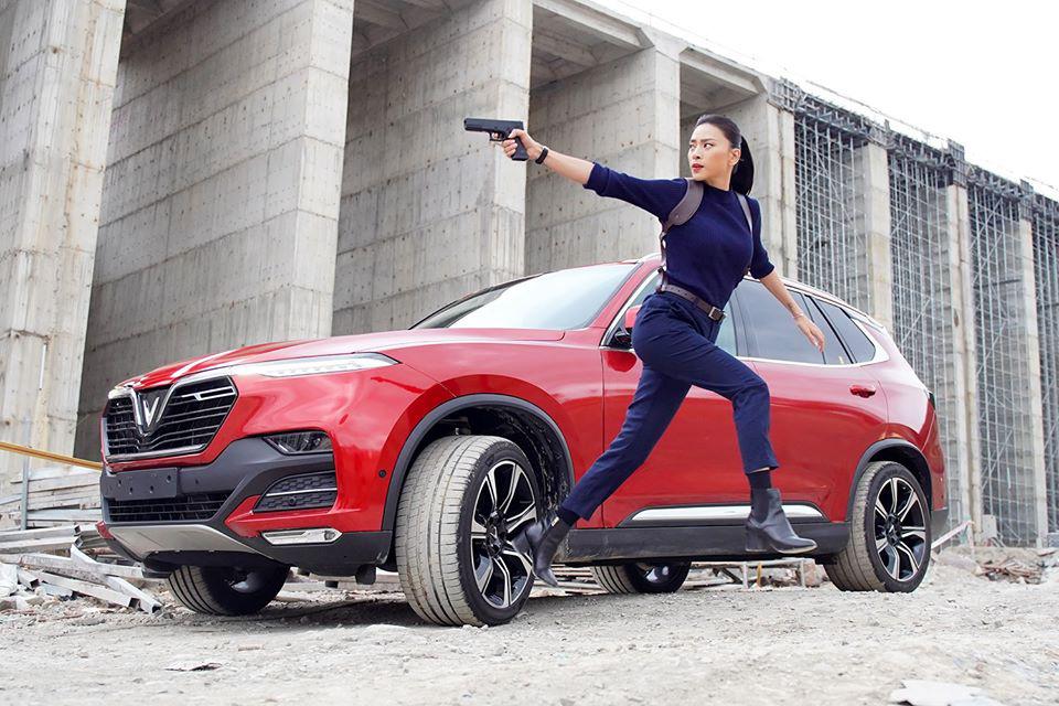 Đả nữ Ngô Thanh Vân tung phim Tết mới, thỏa mãn team mê tốc độ - Ảnh 1.
