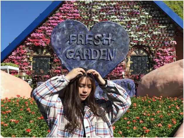 Fresh Garden - Một diện mạo mới - Ảnh 8.