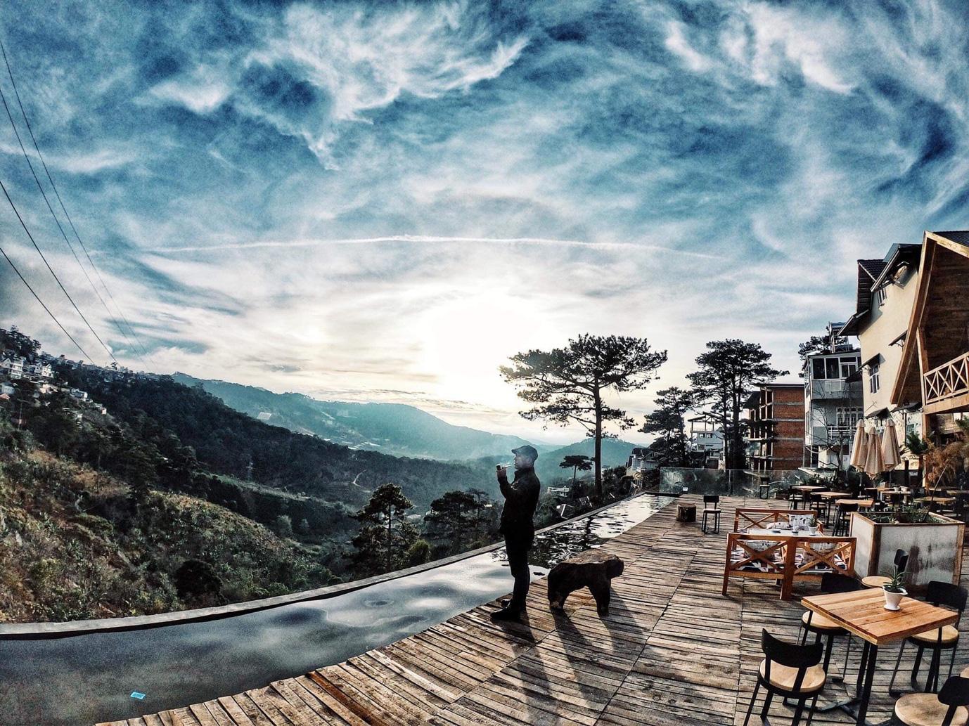 """Hai quán cafe """"chanh xả"""" nhất định phải ghé khi du lịch Đà Lạt mùa Tết năm nay! - Ảnh 1."""