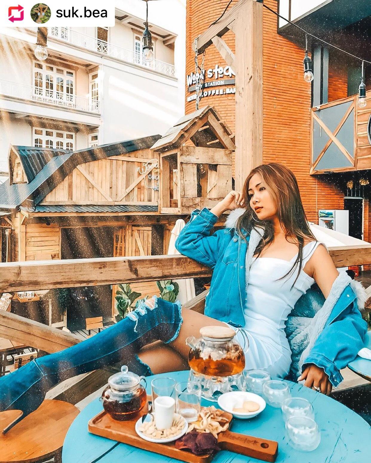 """Hai quán cafe """"chanh xả"""" nhất định phải ghé khi du lịch Đà Lạt mùa Tết năm nay! - Ảnh 4."""