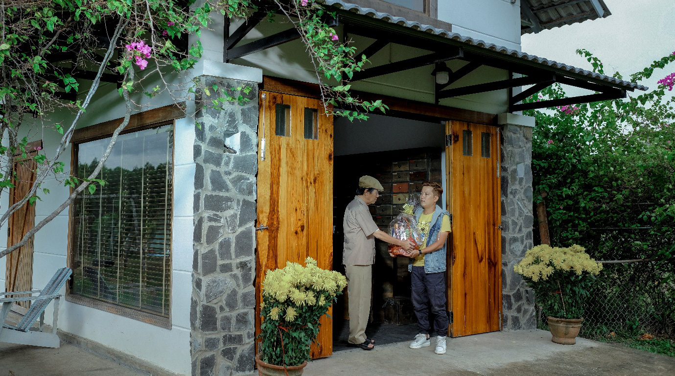Trường Giang kết hợp ăn ý với Mạc Văn Khoa - Sự giao thoa mảng miếng hài 2 miền Nam Bắc - Ảnh 5.