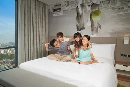 Holiday Inn & Suites Saigon Airport góp phần hiện thực hóa tiềm năng trở thành trung tâm Mice quốc tế của Thành phố Hồ Chí Minh - Ảnh 4.