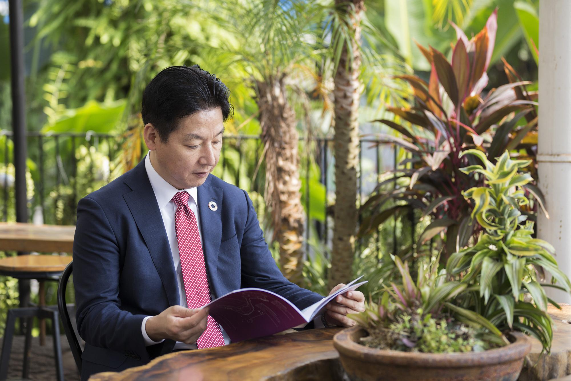 """Tổng Giám đốc AEONMALL Việt Nam: Thực hiện các dự án """"Happiness Mall"""" là mục tiêu phát triển bền vững - Ảnh 5."""