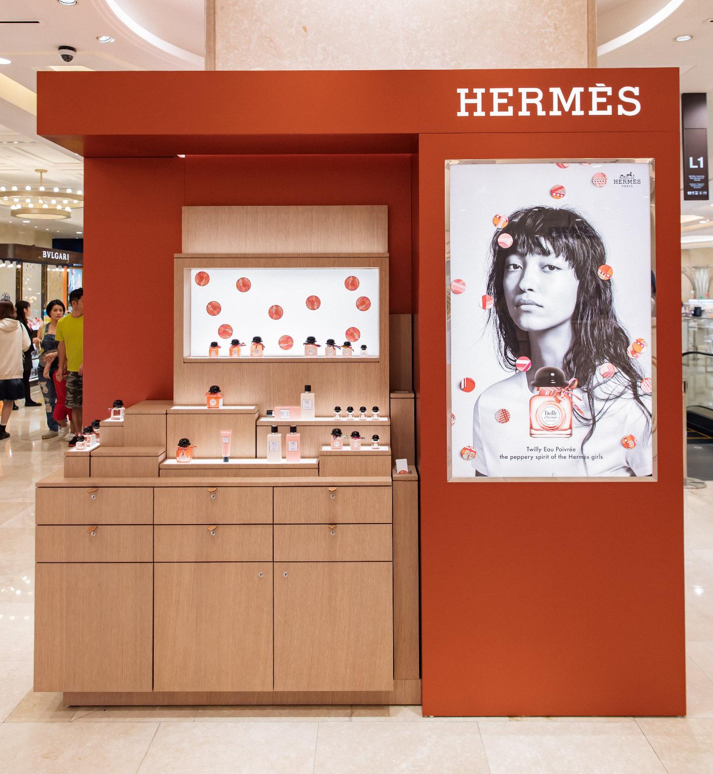Hermès mở gian hàng mỹ phẩm đầu tiên tại TTTM Takashimaya, Sài Gòn - Ảnh 2.