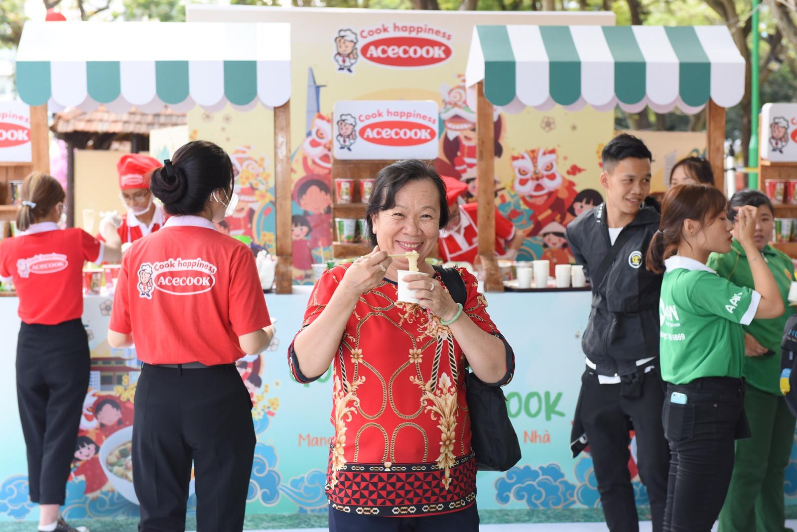 Cùng Acecook Việt Nam làm nên mâm cỗ hạnh phúc trong Tết Festival 2020 - Ảnh 2.
