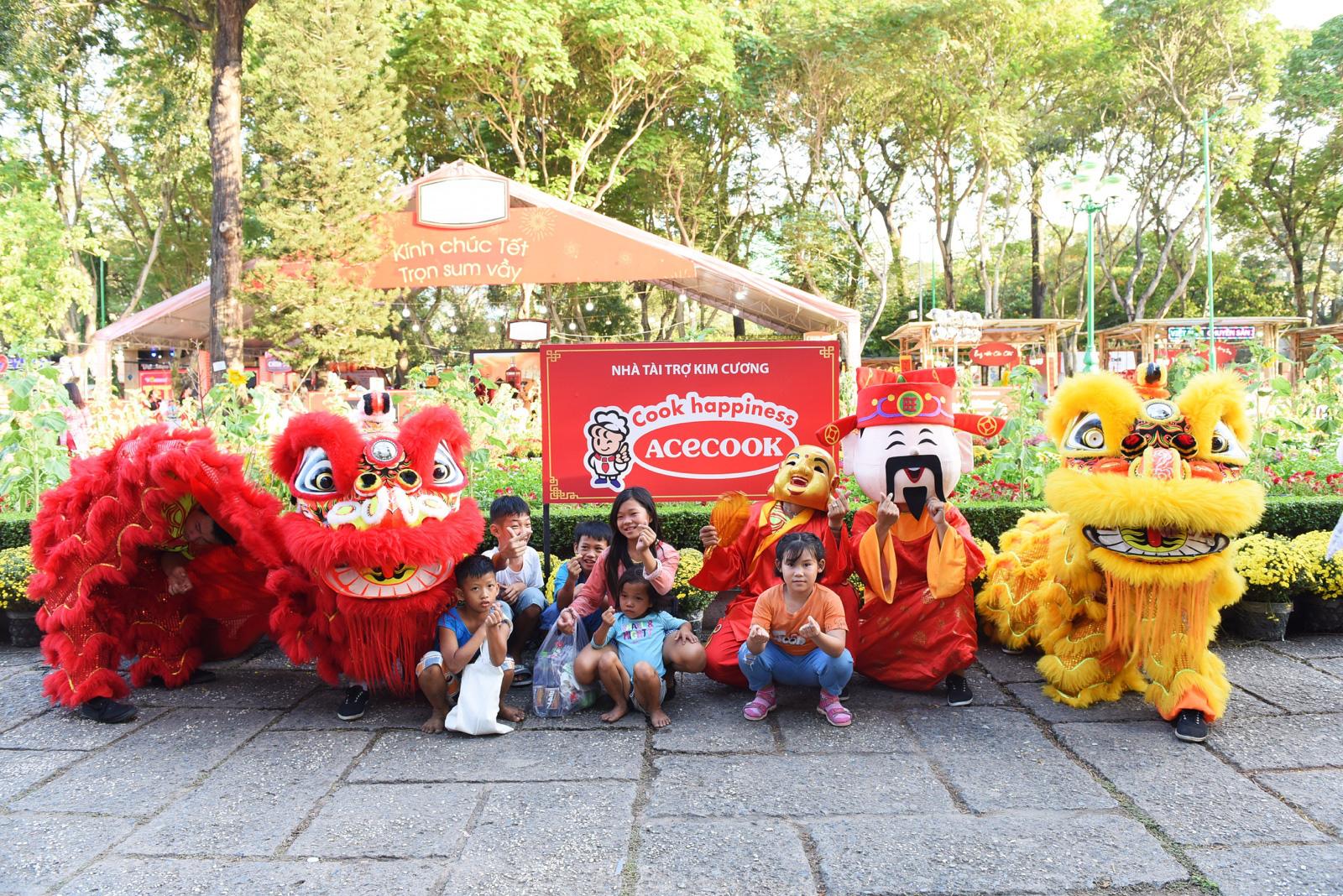 Cùng Acecook Việt Nam làm nên mâm cỗ hạnh phúc trong Tết Festival 2020 - Ảnh 3.