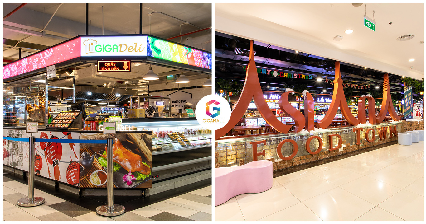5 trải nghiệm đặc biệt chỉ có tại Gigamall – Trung tâm thương mại phía Đông Sài Gòn - Ảnh 10.
